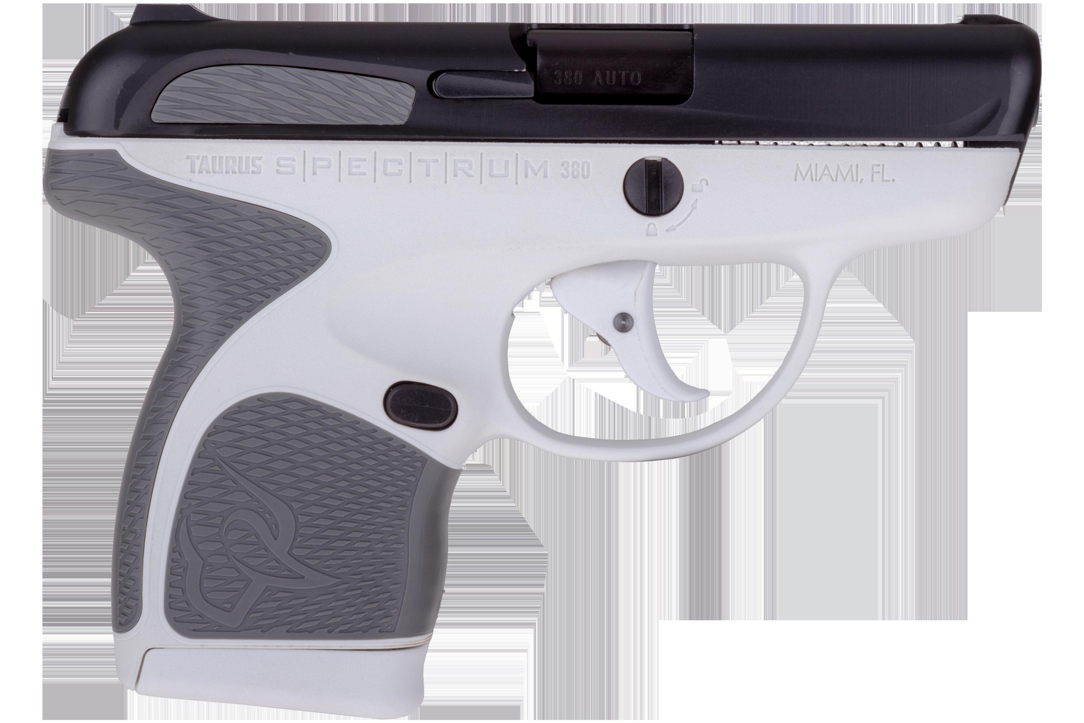 Taurus Spectrum  380ACP White/Bl/Gray LAYAWAY $20 - Semi